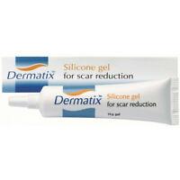 NEW Dermatix Silicone Gel 15g for Scar Reduction