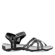 Karrimor Womens Salina Walking Sandals Strap Hook and Loop Pattern