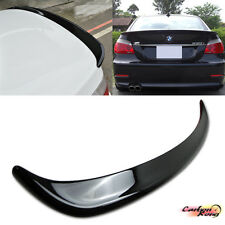PAINTED BMW E60 4DR 5 Series A Look Trunk Spoiler 06 528I Color#303