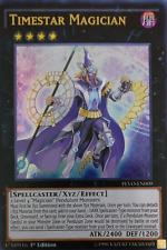 NM Yu-Gi-Oh Timestar Magician PEVO-EN009 Ultra Rare 1st Edition English Card