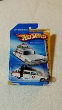 2010 HOT WHEELS NEW MODELS GHOSTBUSTERS ECTO -1