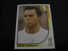Figurina Panini Fifa World Cup Korea Japan 2002 n° 363 Connolly  Ireland