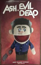 "ASHY SLASHY PUPPET Neca ASH vs EVIL DEAD Prop Replica STARZ 2017 15"" Inches TALL"