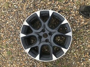 Fiat 500 Abarth 595 Diamond Cut Alloy Wheel Competitzione Turismo Trofeo 17 Inch