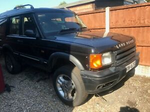 land rover discovery 2 Breaking Spares TD5 Automatic