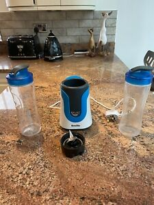 Breville Blend Active With 2 Bottles 300 W Blue And White