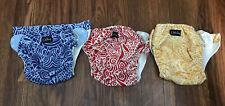 New ListingBum Genius Cloth Diaper Lot Boy Girl Limited Edition Chelsea Perry