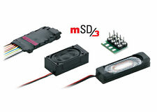Märklin 60986, Sound Decoder mSD3, Sound Diesellok, Neuware