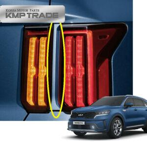 OEM Genuine Rear Tail Lamp Light Gap Garnish Black For KIA 2021-2022 Sorento