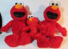 Sesame Street Plush Elmo x 3 pcs Kohl's / Sesame Street / Hasbro