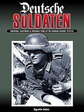 WW2 German Deutsche Soldaten Uniforms Equipment Personal Items Reference Book