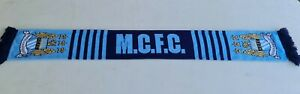 Manchester City FC  Scraf official product Made in UK