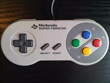 SNES Super Nintendo Famicom Officiel Original Controller Pad Gamepad