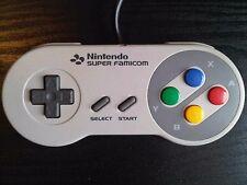 SNES Super Nintendo FAMICOM Official Original Controller Pad Gamepad