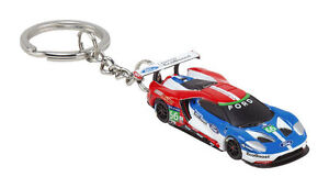FORD PERFORMANCE GT CAR KEY RING - LE MANS - RRP £18 -  FREE SHIPPING