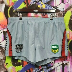New Zealand Warriors NRL Rugby Training Shorts ISC Mens size 3XL Excellent Cond.
