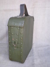 Imperial Russian Army MAXIM Ammo Box. Dated 1916. RARE!