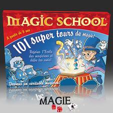 Coffret Magic School Junior - 101 tours - OID
