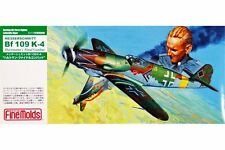 Fine Molds FL15 1/72 German MESSERSCHMITT Bf 109 K-4 Hartmann's Final Combat