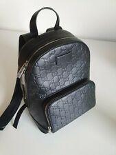 Gucci Signature leather backpack Rucksack aus Gucci Signature Leder Authentic!!!