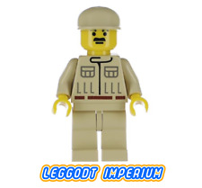 LEGO Rebel Engineer - Star Wars Minifigure sw030 Hoth FREE POST