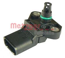 METZGER Ladedrucksensor für Audi A1/A2/A3/A4/A6/A8, SEAT Alhambra 0906094
