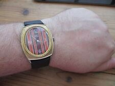 vintage retro trend setter mechanical watch,,huge running watch
