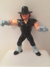 1991 WWF THE UNDERTAKER HASBRO WRESTLING ACTION FIGURE WWE SERIES 4 *MINT*