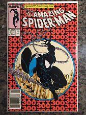 The Amazing Spider-Man 300 VF+ 8.5 - Marvel Key, 1st Full Venom