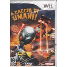 Hunting Humans Big Willy To The Rescue WII Sealed 4005209099592