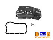VW GOLF MK3 2.8 VR6 CORRADO 2.9 OIL SUMP PAN + GASKET & SUMP PLUG A123
