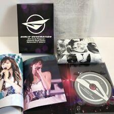 SNSD Girls' GENERATION Girls & Peace Japan 2nd Tour Blu-ray+T-shirt
