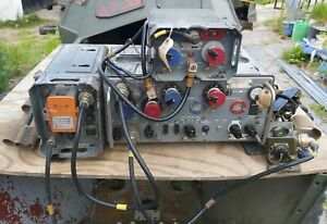 Larkspur Army Military Radio C12 HF Station SN:2492