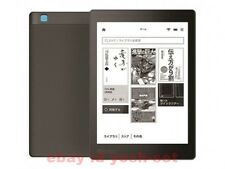 2016 NEW Kobo Aura One eReader Wi-Fi 7.8'' 8 GB Soft Black Latest Model