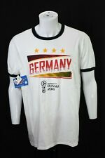 NWT FIFA World Cup Russia 2018 Germany Mens Graphic T Shirt Adult XL