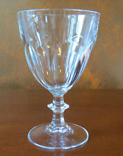 Cristal D'Arques Durand Rambouillet Crystal Water Goblet(s)