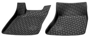 Mercedes-Benz OEM All Weather Floor Liners Mats 2019-2021 A-Class (177) Front 2