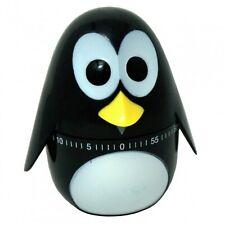 60 Minuten Kurzzeitmesser Küchenuhr Küchenwecker Eieruhr Küchentimer Pinguin