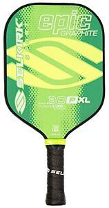 Selkirk Sport Pickleball Paddle Epic 30P Graphite Lemon Lime New
