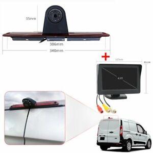 Auto Brake Light Rear View Reverse Backup Camera For Mercedes Benz Sprinter / VW