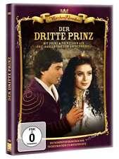 DER 3. DRITTE PRINZ Die Märchen Stars aus 3 DREI HASELNÜSSE FÜR ASCHENBRÖDEL DVD