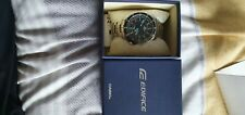 Casio Edifice EF-130D-1A2VDF, Good Condition