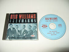 Otis Williams - & the Charms (1994) cd 28 tracks Nr Mint Condition