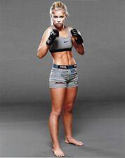 Paige VanZant 8x10 Photo UFC MMA Unsigned Picture Fight Night 57 on Fox 15 191 G