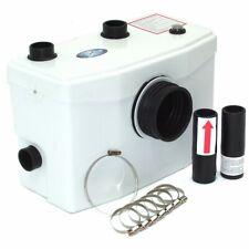 56212 bomba triturador sanitario de aguas residuales WC 600w Aqua retrete Eco2