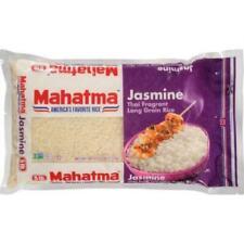 Mahatma Authentic Aromatic Jasmine White Rice 5 Lb
