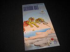 Salvador Dali Exhibition Flyer 2018 Art Collectible Memorabilia
