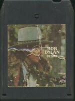 8 Track Tape - Bob Dylan - Desire - CBS PCA 33893