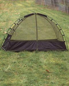 Moskitonetz Domezelt m.Gestänge, Insektenschutz, Camping, Outdoor, Military-NEU-