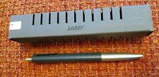 Lamy Noto Ballpoint Pen - graphite/silver 283 brand new